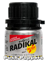 Radikal Rush Big Alu Bottle