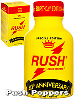 Rush Poppers 40th Anniversary Edition