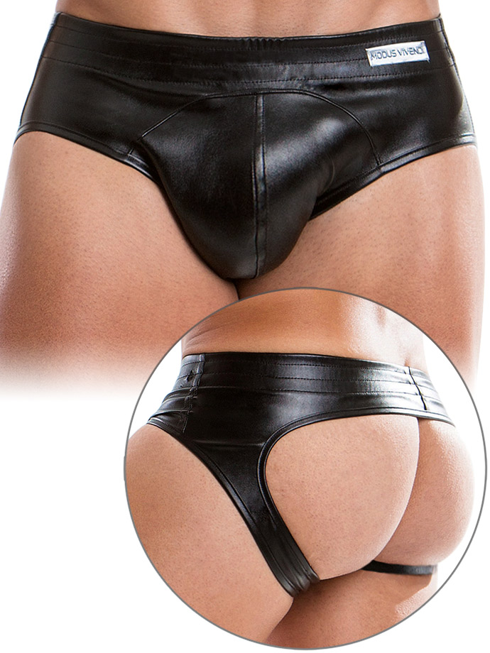 Modus Vivendi - Leather Bottomless Black