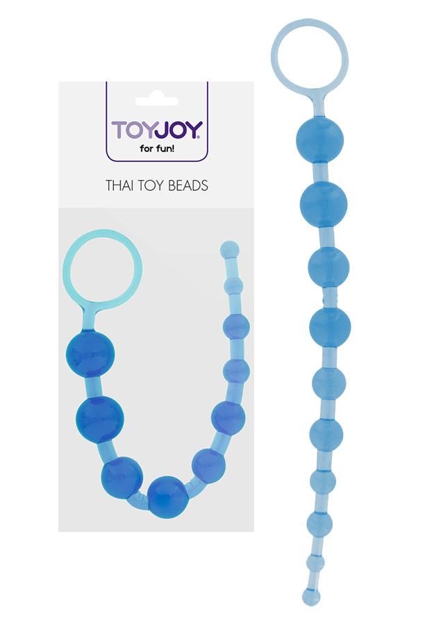 Analkugeln Thai Toy Beads - Blau