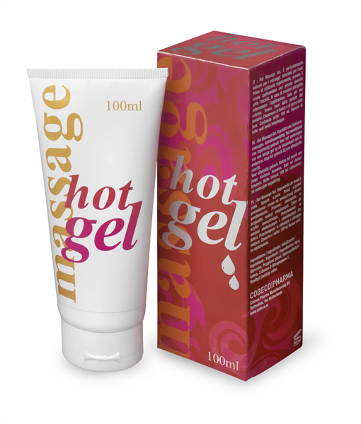Hot Massage Gel 100 ml
