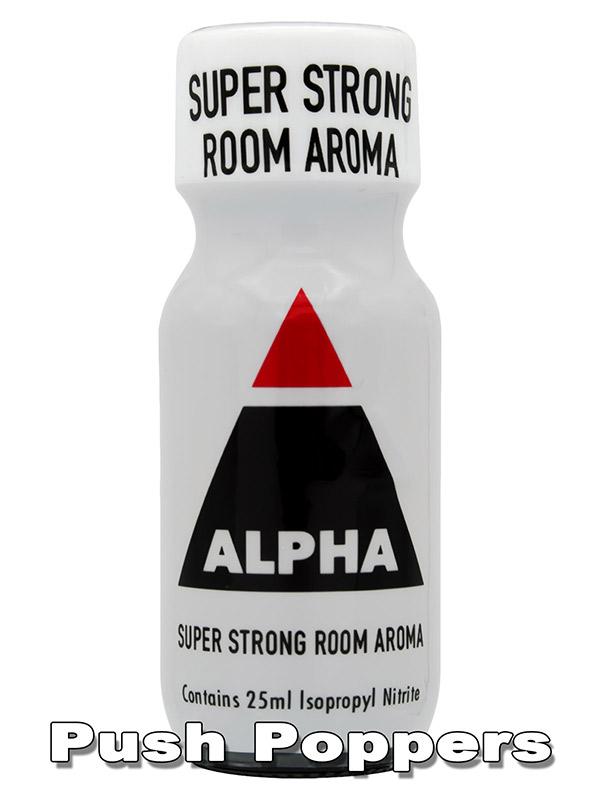 Alpha Super Strong