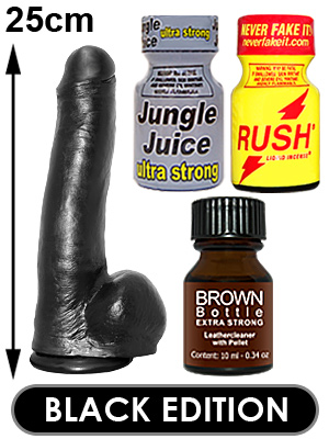 BLACK PORNOSTAR PACK JEFF