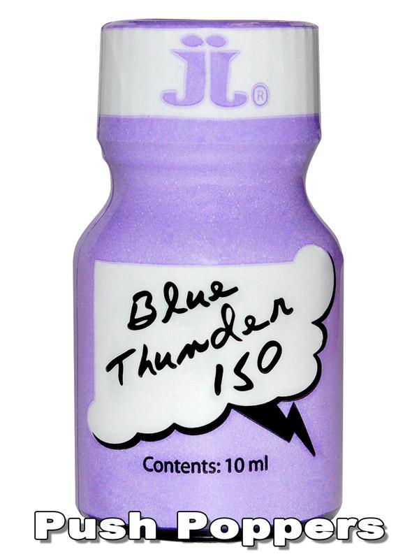 Blue Thunder Poppers