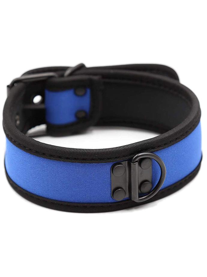 Pupplay Neopren Halsband - Blau