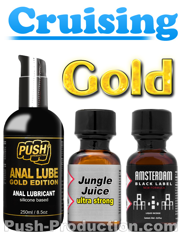 Cruising Pack 6 - Gold
