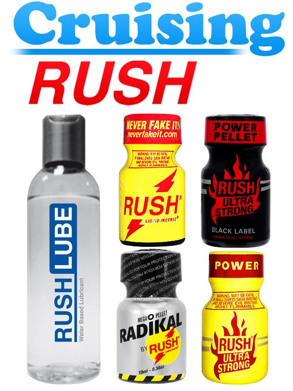Cruising Pack 7 - Rush