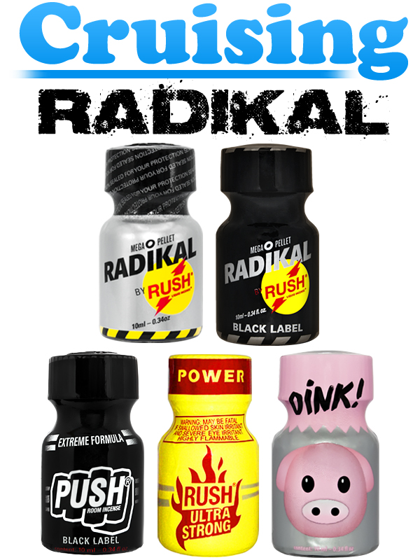 Cruising Pack 11 - Radikal