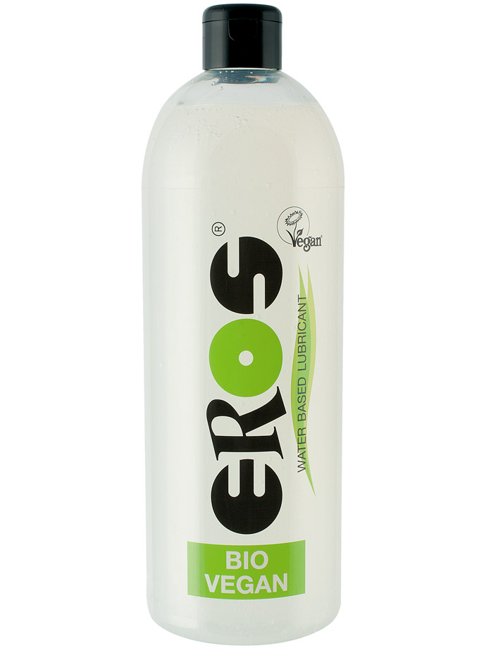 Eros Bio Vegan - Water Based Lubricant 34 fl.oz / 1 L