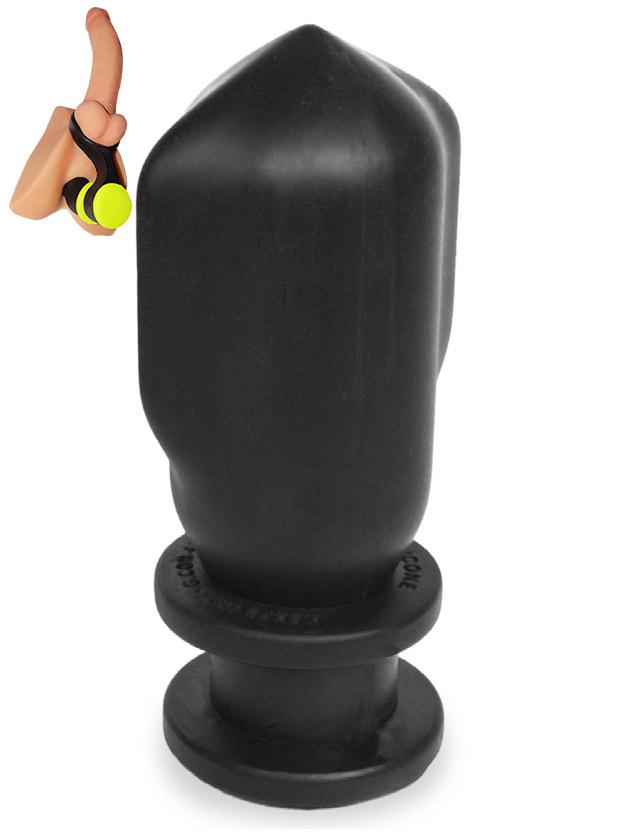 Hoolalass Plug Hydro Black