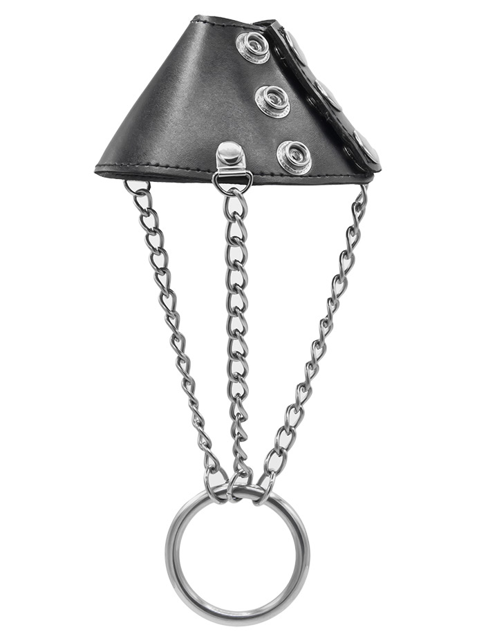 Scrotum Parachute BDSM Ball Stretcher