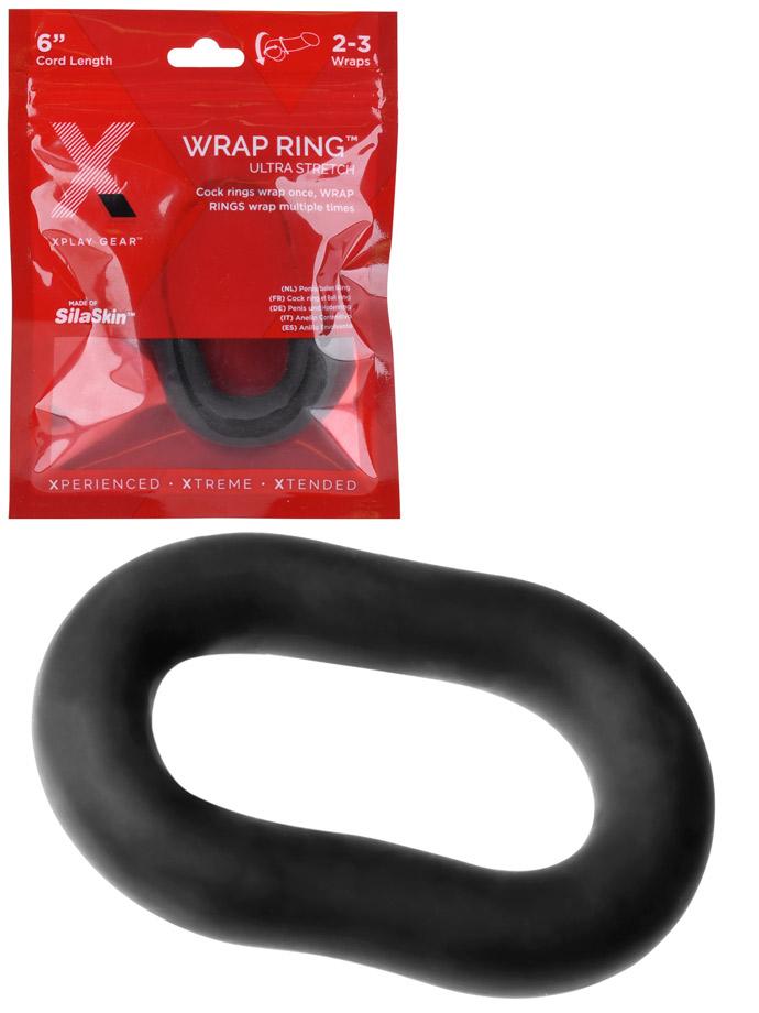 Xplay Gear - Wrap Cockring - 15 cm