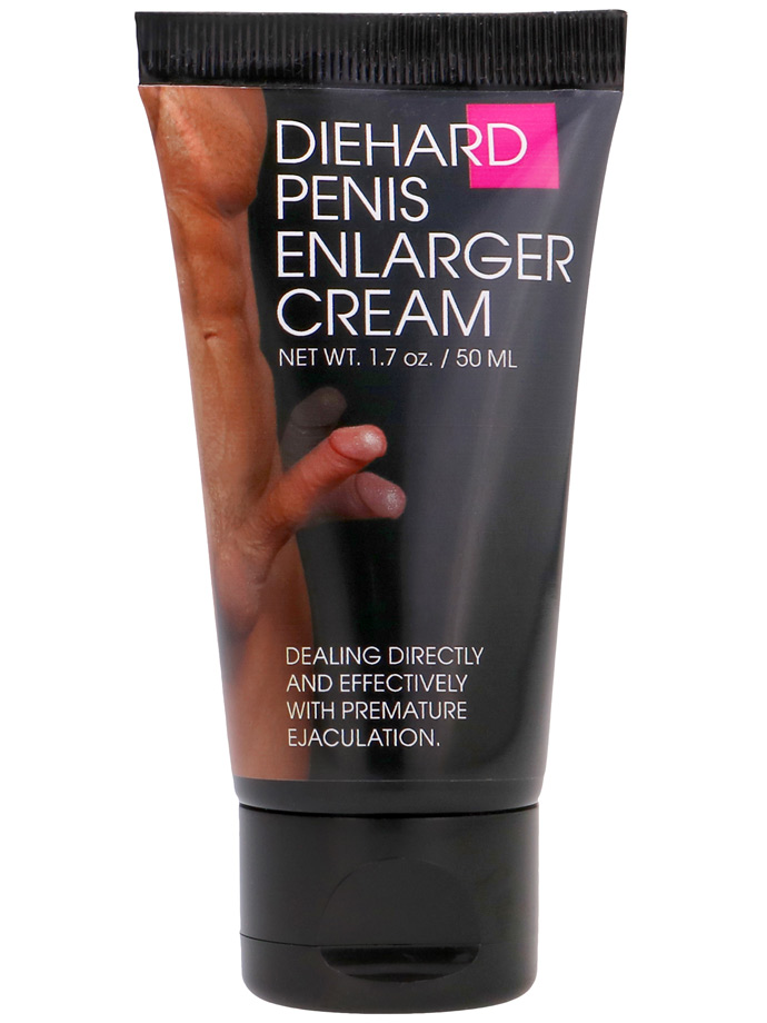 DIEHARD Penis Enlarger Cream - 50ml