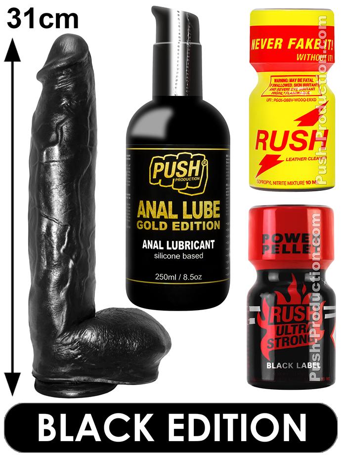 Pornstar Pack Chad Hunt - Black Edition