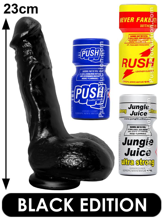 BLACK PORNOSTAR PACK JEREMY
