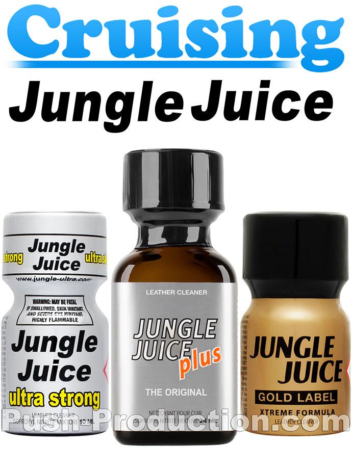 Cruising Pack 8 - Jungle Juice