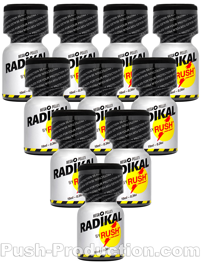 10 x Radikal Rush Small - Multipack