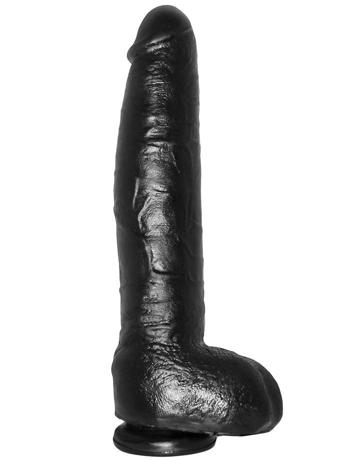 Black Pornostar Dildo Brad