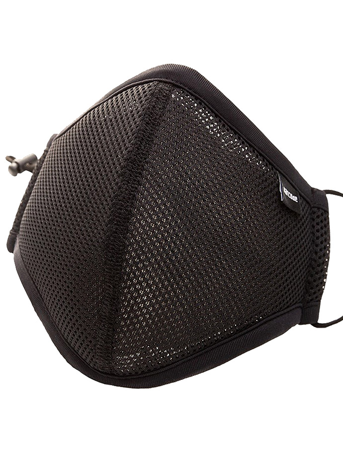 Barcode Berlin - Face Mask Carter with Filter - Black
