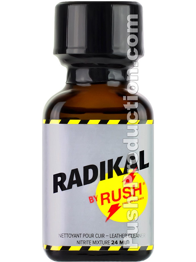 Radikal Rush Big Square Bottle