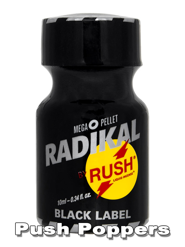 Radikal Rush Black Label 10ml