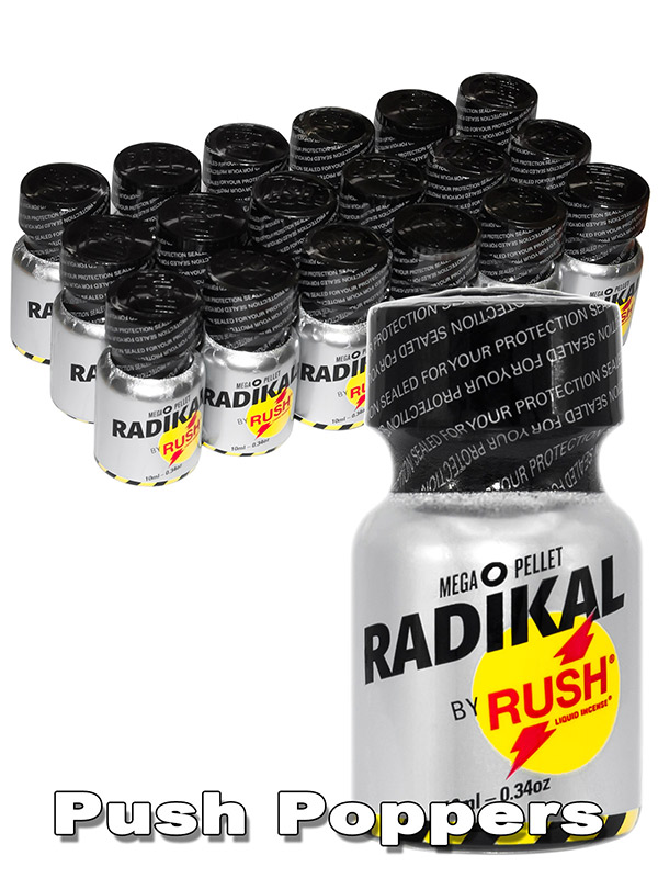 18 x Radikal Rush Small - Multipack
