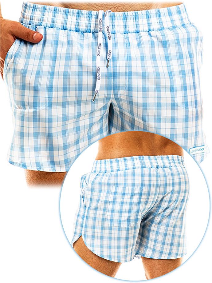 Modus Vivendi - Capsule Swimwear Short - Azzuro