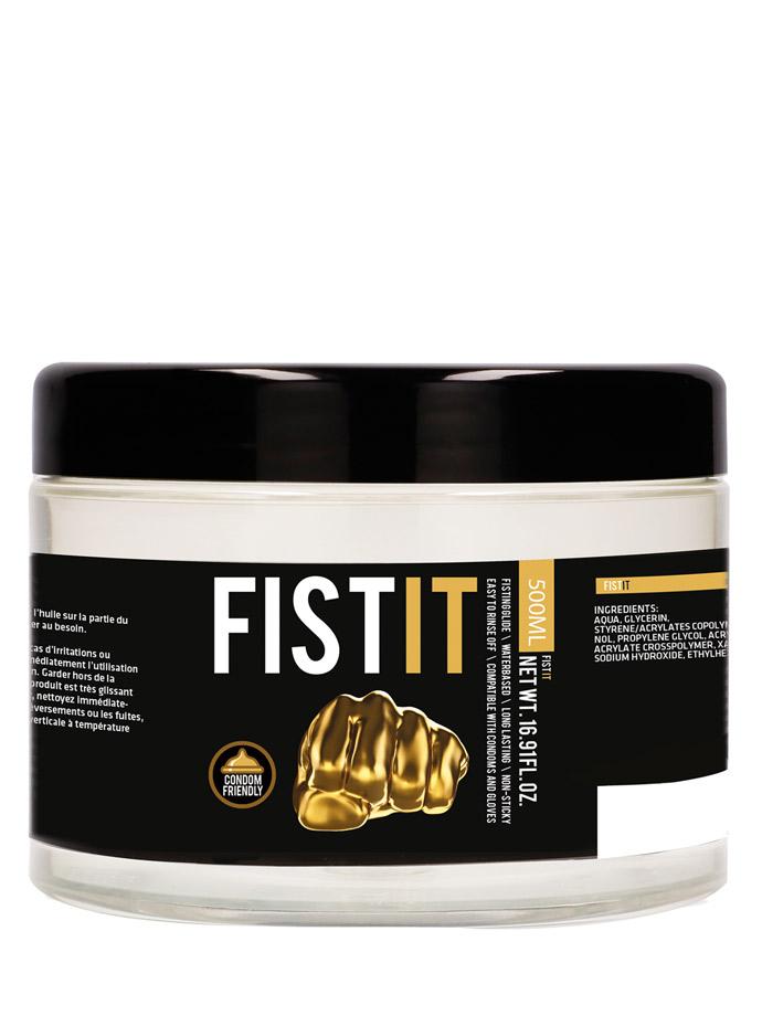 FistIt Gleitmittel auf Wasserbasis 500 ml