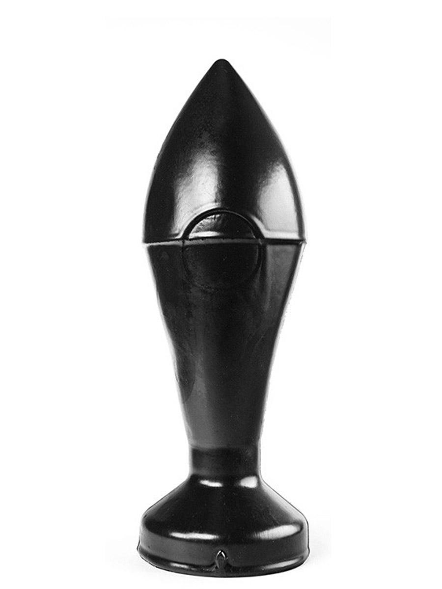 ZIZI ZZ Rocket Analplug Black