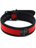 Pupplay Neopren Halsband - Rot