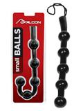 Analkugeln Falcon Balls schwarz - small
