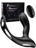 Silikon Remote Prostata Massager mit Heizfunktion